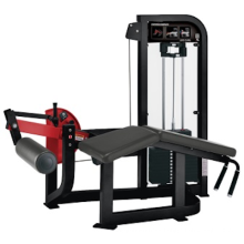 Hot Sell Commercial Gym Equipment Pin Load Fitness Equipment Hammer Seleted Prone Leg Curl Machine