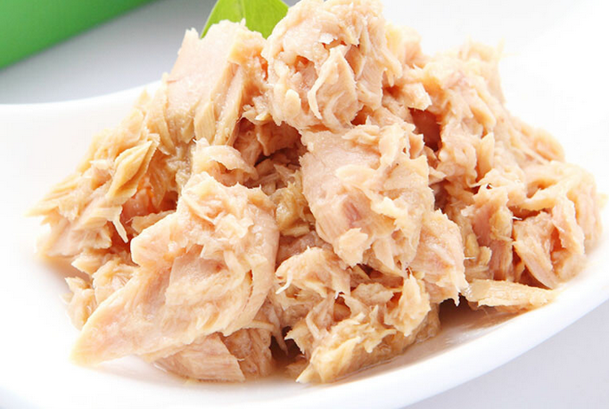 Canned Tuna in Sunflower Oil