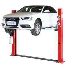 TFAUTENF TF-B40 hydraulic floor plate 2 post car lift 4 ton