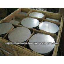 Círculos de aço inoxidável 304,430