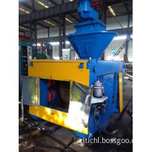 high pressure ball press machine