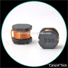 Nicht abgeschirmte 7 * 7 * 4 elektronische SMD SMT Induktivität 68uh