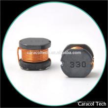 Non Shielded 7 * 7 * 4 Electronic SMD SMT indutância 68uh