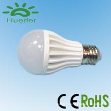 Hot sale5730 SMD aluminio 5w 7w 9w 12w b22 bombilla lámpara de fabricación de la máquina