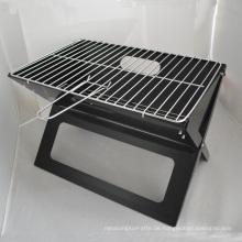 Hot Selling X Shape Folding Holzkohlegrill