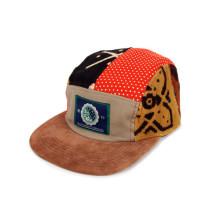 5 Panel Custom Snapback Caps mit Ihrem Logo