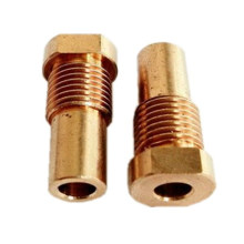 Precision CNC Machining Brass Parts