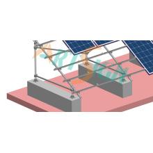 Système de montage PV solaire-Bloc de béton