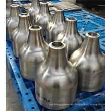 Piezas de repuesto para mecanizado CNC de fundición en arena