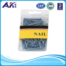 Zinc Plated Steel Common Nails