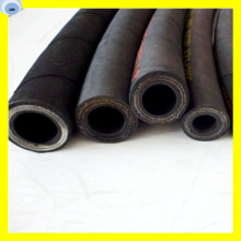 Oil Resistant Rubber Hose with Steel Wire Spiral to Reinforce