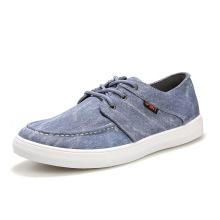 Alta qualidade grande tamanho baixo preço mais recente sapatos de lona baratos para homens