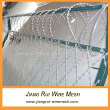 anti climb razor wire