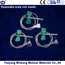Needle Scalp Vein Needle 21g (ENK-TPZ-012)