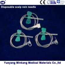Disposable Scalp Vein Needle 21g (ENK-TPZ-012)