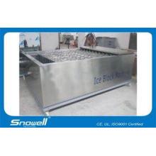 Industrial Ice Block Machine / Maker For Big Ice Block Maki