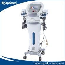 Freqüência de rádio para o levantamento da cara e equipamento do emagrecimento do corpo