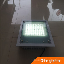 AC/DC 100W 120W LED Gas Station Lamp Which Under a Canopy of a Refill Station with 3 Years Warranty