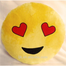 custom different emoticon plush emoji pillows