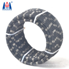 Electroplated Diamond Wire Rope Saw for Reinforce Concrete Cutting