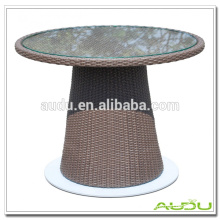 Audu Wholesale Dining Table,Glass Wholesale Dining Table For Garden