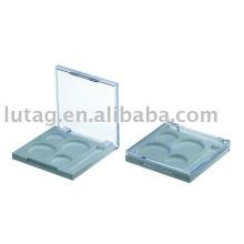Quadrat Lidschatten Box Kosmetik-Verpackungen