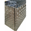 Lockable custom aluminum generator control storage box Lockable custom aluminum generator control storage box