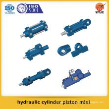 Precio de fábrica cilindro hidráulico pistón mini