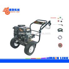 Gasolina máquina de limpieza de alta presión