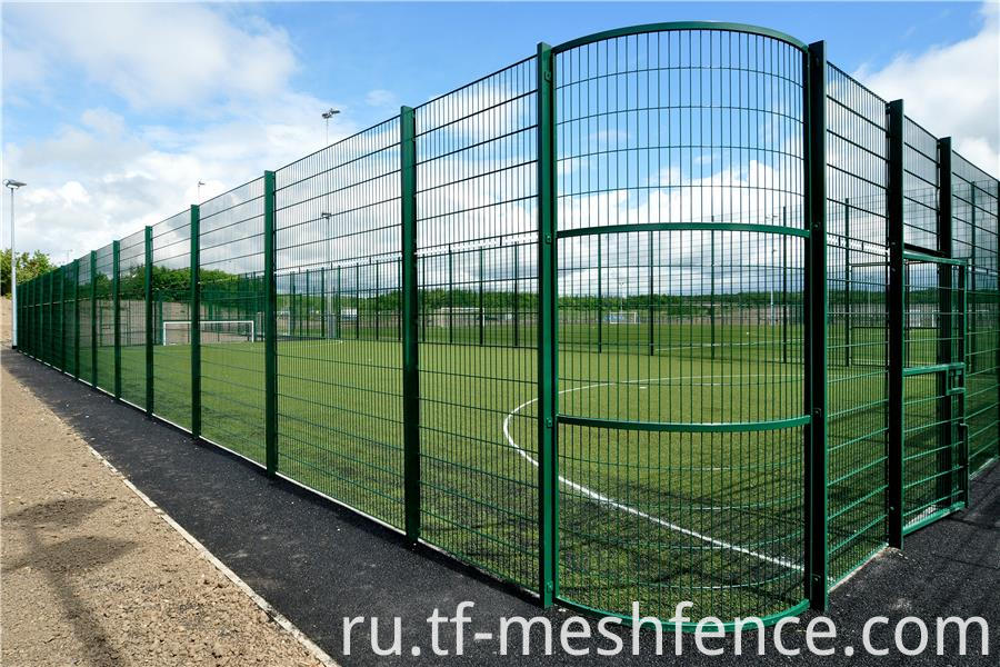 mesh fencing panels