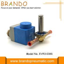 Válvula de refrigeración ODF EVR3 de 3/8 pulgadas