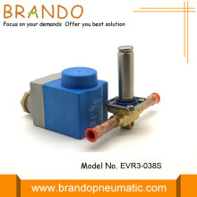 3/8 Inch Solder ODF EVR3 Refrigeration Valve