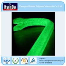 Pigmento verde confiável e confiável Glow in The Dark Powder Coating