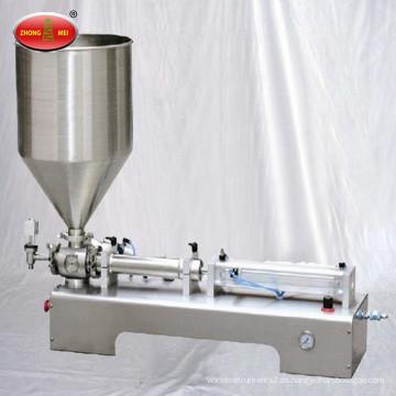 Máquina de llenado de líquidos / Máquina de llenado de líquidos viscosos