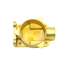 Custom Brass Hot Forging Precise CNC Machining Parts