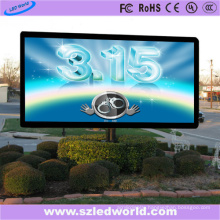 P6 Outdoor Fixed Full Color LED Advertising Display Screen Board