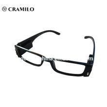 очки для чтения со светодиодной подсветкой, светодиодные очки для чтения с футляром