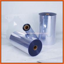 Película rígida farmacéutica de PVC transparente para el envasado de ampollas