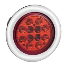 Emark Trailer Bus Tail Lights krom
