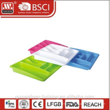 Hot selling Kitchen Plastic Cutlery Tray