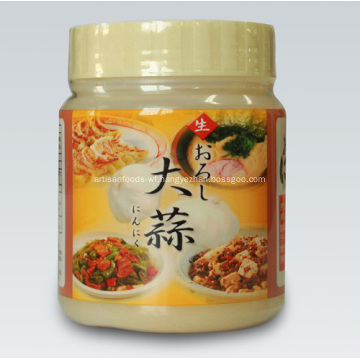 Chilled Seasoning Flavored Garlic Puree