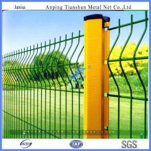 Cerca de malla de alambre de poste de durazno (TS-J64)