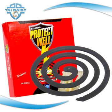 Fabrique professionnelle produisant une bobine de moustique de haute qualité, encens anti-moustique