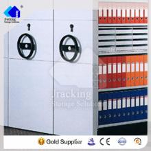Nanjing Jracking almacén de servicio liviano estantería móvil sistemas de almacenamiento