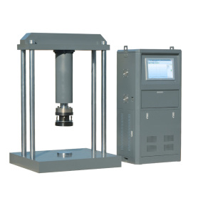 PC Control Manhole Cover Compression Testing Machine