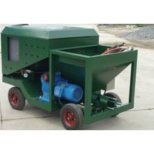 Máquina del rociador de goma del fabricante del OEM para la pista corriente del revestimiento del espray