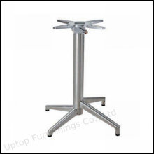 Aluminum Alloy 4 Prongs Folding Table Base (SP-ATL235)