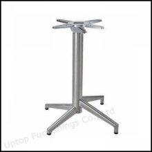 Liga de alumínio 4 Prongs Base de mesa dobrável (SP-ATL235)