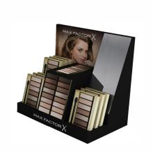 Cardboard Cosmetic Display Shop Design Makeup Display Shelf