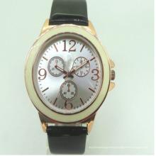 Novo negócio pulso barato bonito genebra relógio preço para mulher